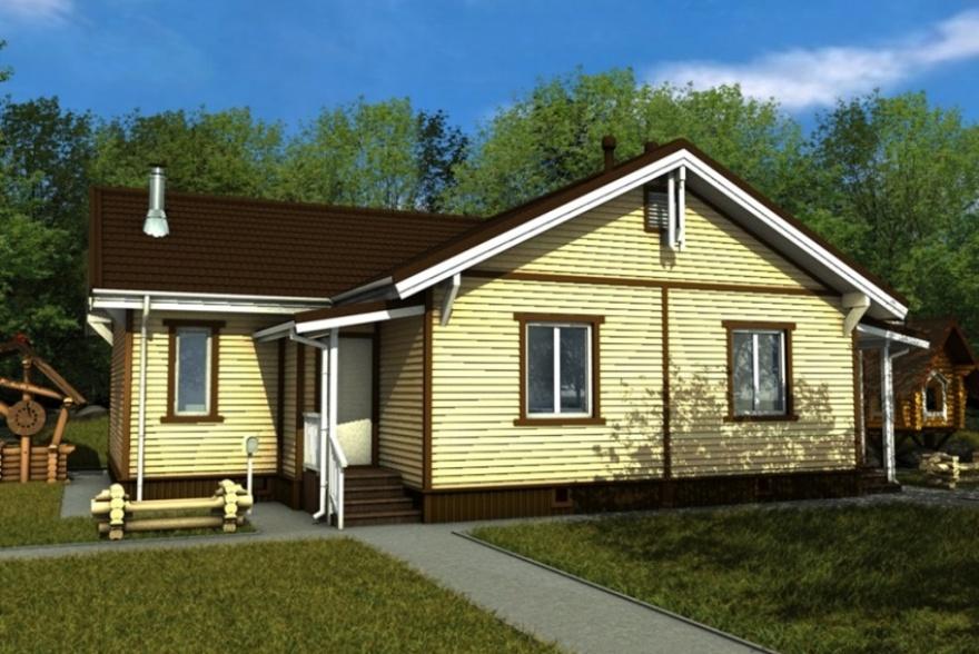 Двухквартирный дом 00-50