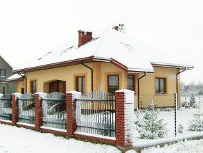 Индивидуальный жилой дом - Fraszka