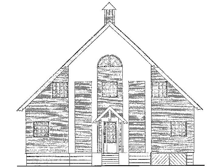 Дачный деревянный дом - Вилла Порта
