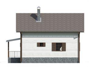 Дом с мансардой - Марбург