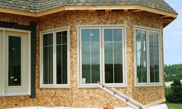 ЦСП И OSB: бережем тепло и средства. каркасное строительство домов