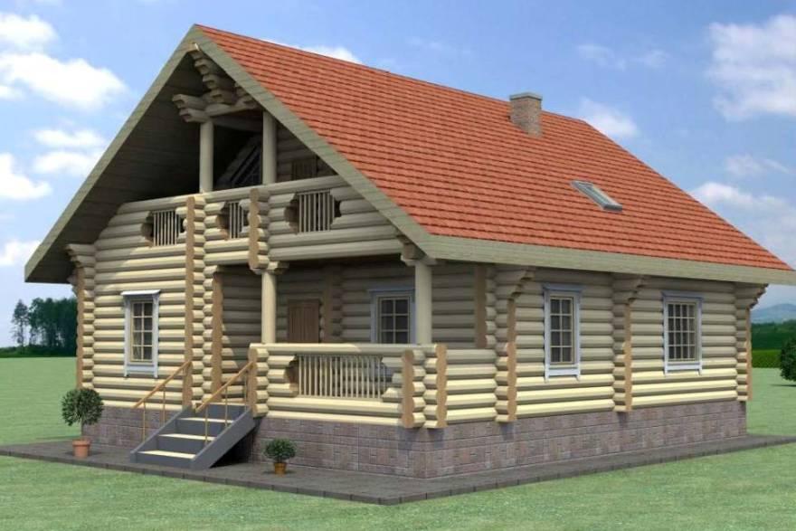 Индивидуальный жилой дом 17