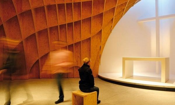 ОСП во внутренней отделке: интересные идеи дизайна интерьера